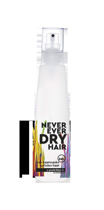 never ever dry hair 24h lieb haarmaske spr des haar 200ml. Black Bedroom Furniture Sets. Home Design Ideas
