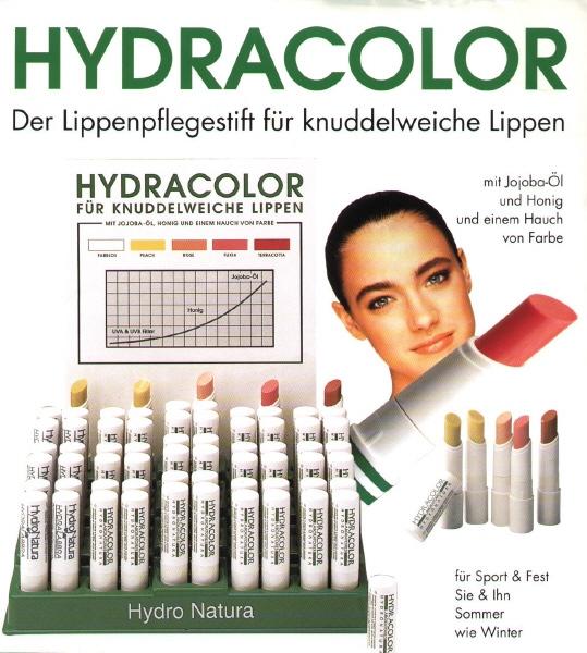deborah hydracolor nr 25 glicine hydracolor face. Black Bedroom Furniture Sets. Home Design Ideas