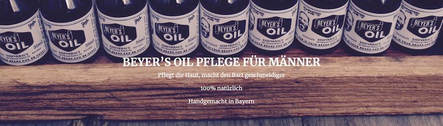 Beyers-oil-produkte