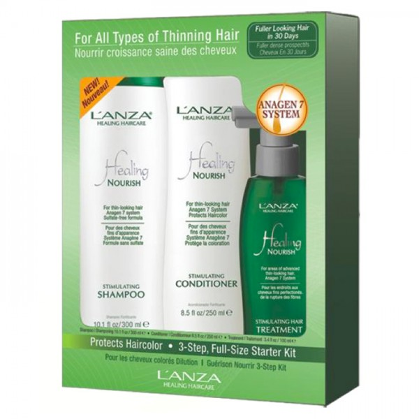 L'anza Healing Nourish, Full Size Kit