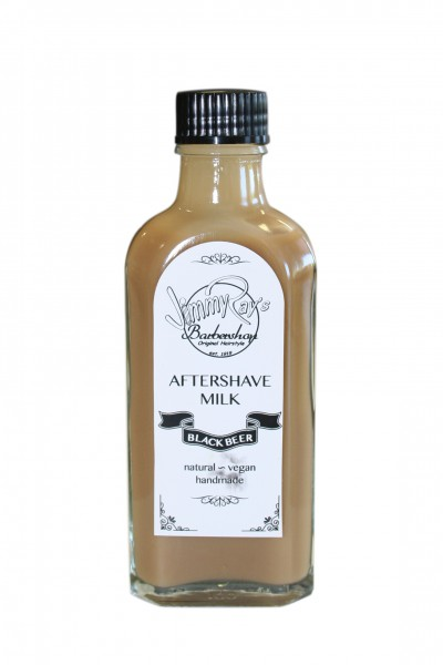 Jimmy Ray's Aftershave Milk Black Beer 100 ml