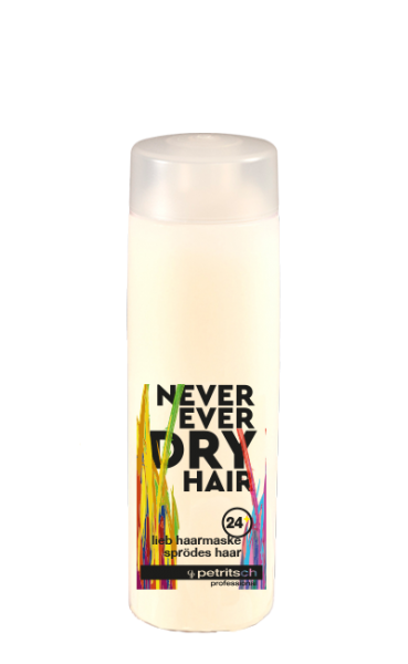 Never Ever Dry Hair 24h+ lieb Haarmaske sprödes Haar 200ml