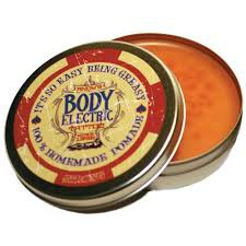 Andy's Body Electric Pomade STRONG (rot) 100g