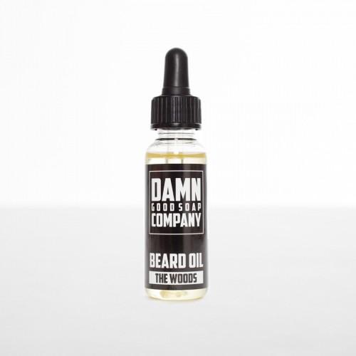 Damn Good Soap Company Beard Oil The Woods 25ml
