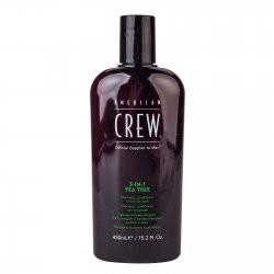 American Crew 3-in-1 Tea Tree Body Wash 450ml