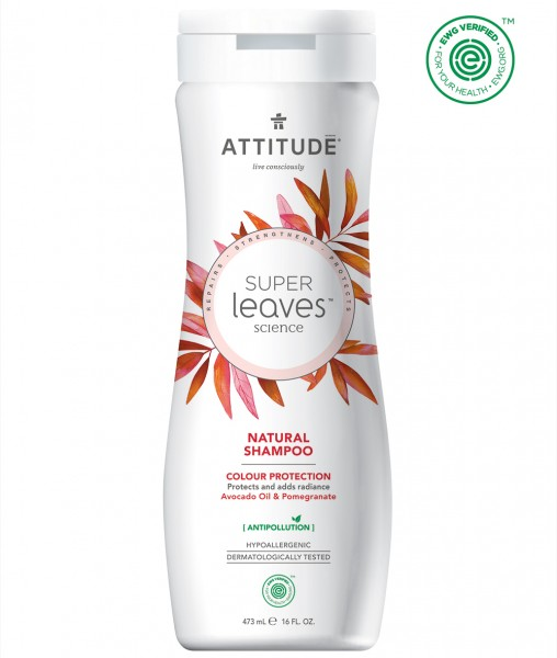 ATTITUDE Shampoo - Color Protection 473ml