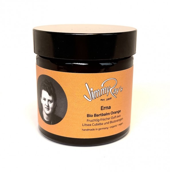 JIMMY RAY Bio Balm Orange - Erna 60 ml