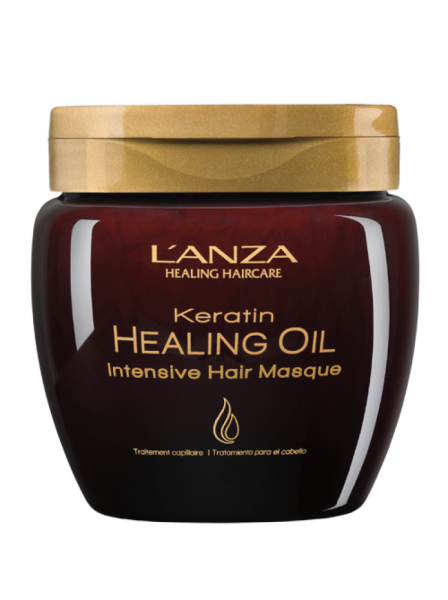 L'anza Healing Keratin Oil Intensiv Hair Masque 210ml