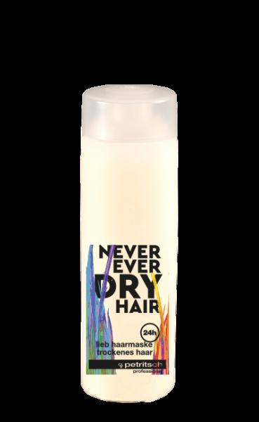 Never Ever Dry Hair 24h lieb Haarmaske für trockenes Haar 200ml