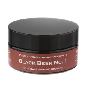 Meissner Tremonia Black Beer No.1 – Rasierpaste 200ml