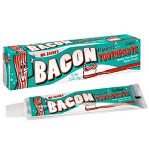 Bacon Toothpaste 70g