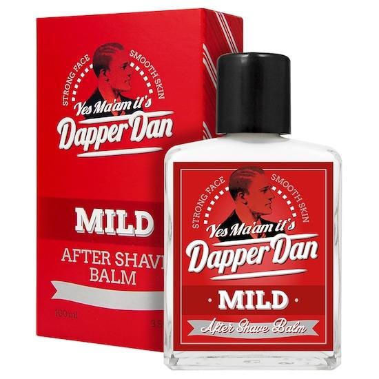 DAPPER DAN After Shave Balm MILD 100ml