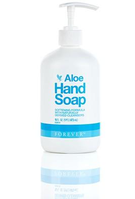 Aloe Hand Soap (473ml)