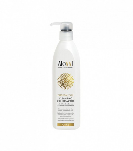 Aloxxi Color Care Cleansing Oil Shampoo 300ml