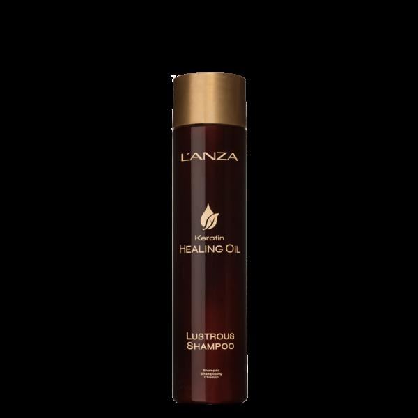 L'anza Keratin Healing Oil Shampoo 50ml
