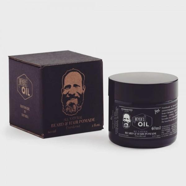 BEYER'S OIL BART- UND HAARPOMADE 60ml