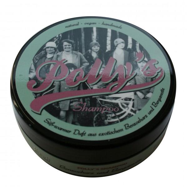 Polly's Shampoo Benzoeharz und Bergamotte 165 ml