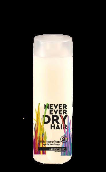 Never Ever Dry Hair lieb Haarpflege 2+ für sprödes Haar 200ml