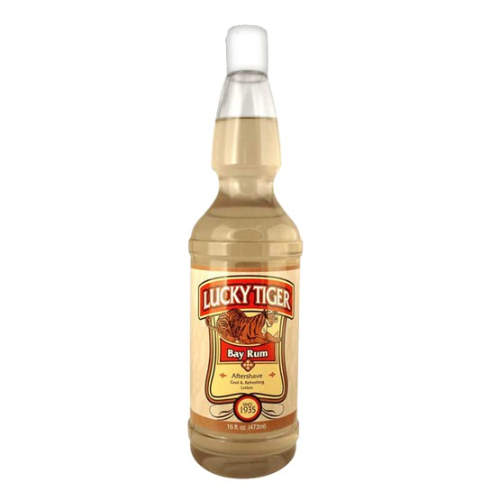 Lucky Tiger Bay Rum After Shave 473ml