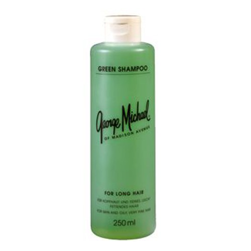 George Michael Shampoo Grün 250ml