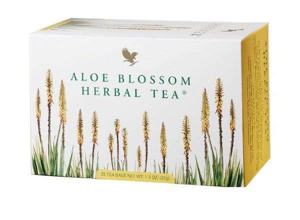 Aloe Blossom Herbal Tea (45g, 25 Beutel)