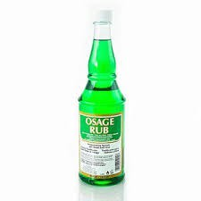 Osage Rub Hair & Face Tonic 414ml