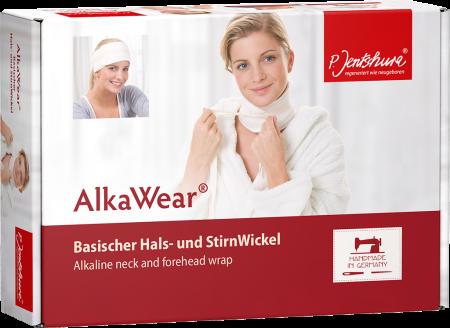 Jentschura AlkaWear Basischer Hals- und Stirnwickel