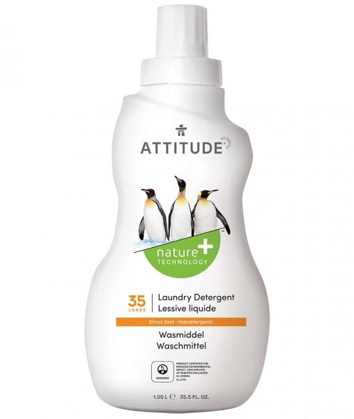 ATTITUDE Flüssigwaschmittel Citrus Zest 1050 ml