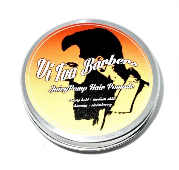 Vitva Barber Juicy Pomp Hair Pomade Banane & Erdbeere 113g