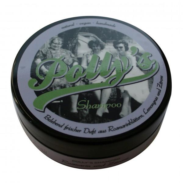 Polly's Shampoo Rosmarin und Zitrone 165 ml