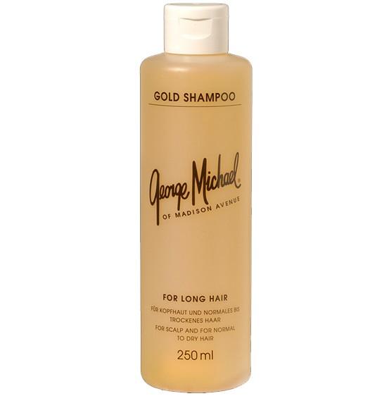George Michael Shampoo Gold 250ml