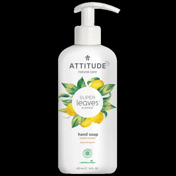 ATTITUDE Hand Soap - lemon leaves 473ml
