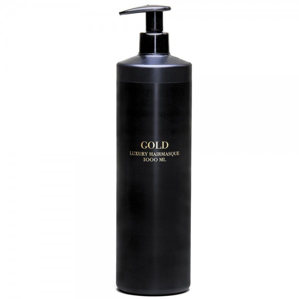 Gold Luxury Hair Mask (VEGAN) 1000 ml
