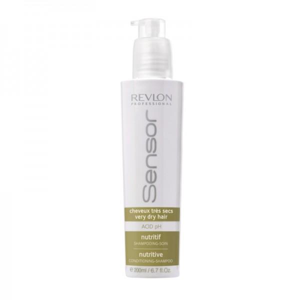 Revlon Sensor Systems Shampoo Nutritive 200 ml