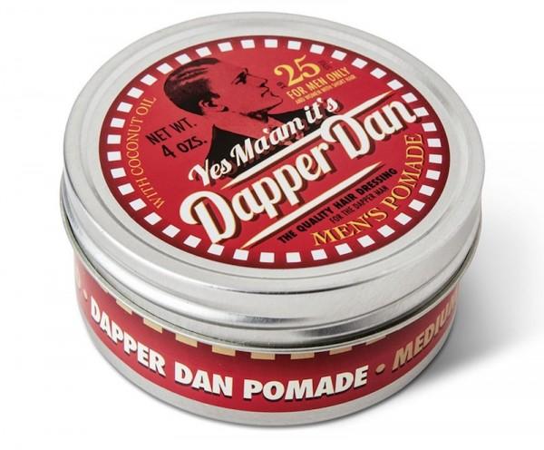 DAPPER DAN Men's Pomade Medium Hold 100ml