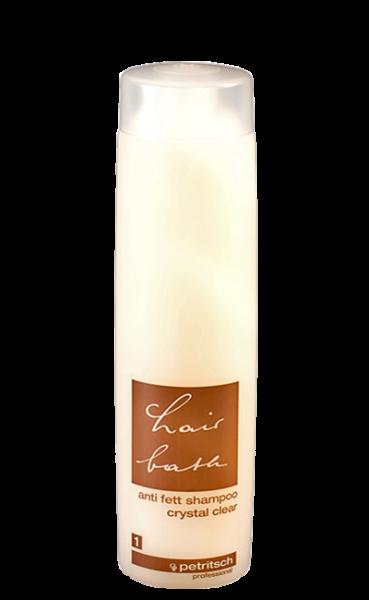 Petritsch Hair Bath Crystal Clear - for oily hair (250ml)