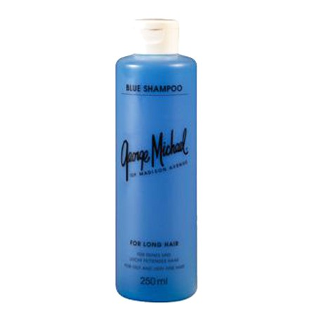 George Michael Shampoo Blau 250ml