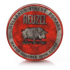 """Rote Reuzel"", Small High Sheen, by Schorem 35g"