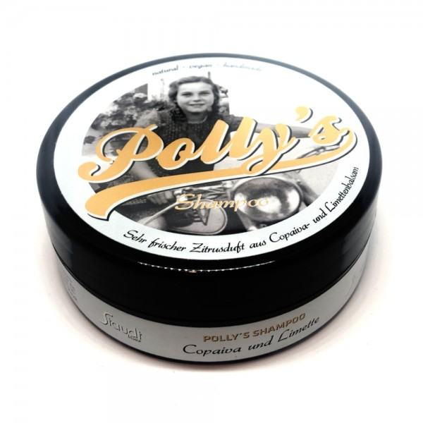 Polly's Shampoo Copaiva und Limette 165 ml