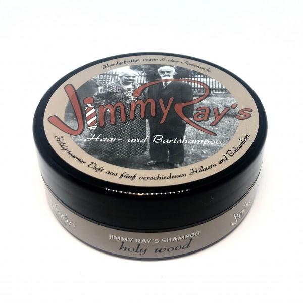 """Jimmy Ray's Haar- und Bartshampoo """"holy wood"""" 165 ml"""