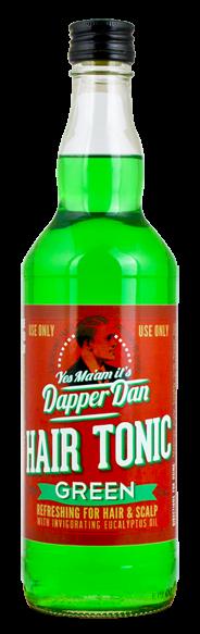 Dapper Dan Hair Tonic GREEN 500ml