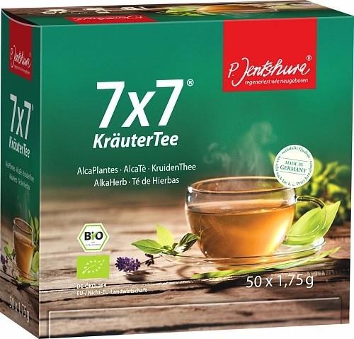 Jentschura 7x7 Tee