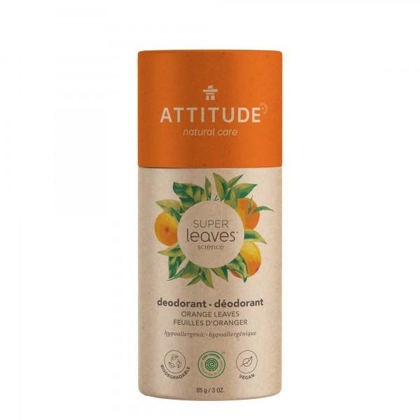 ATTITUDE Super Leaves Deodorant - orange leaves 85g