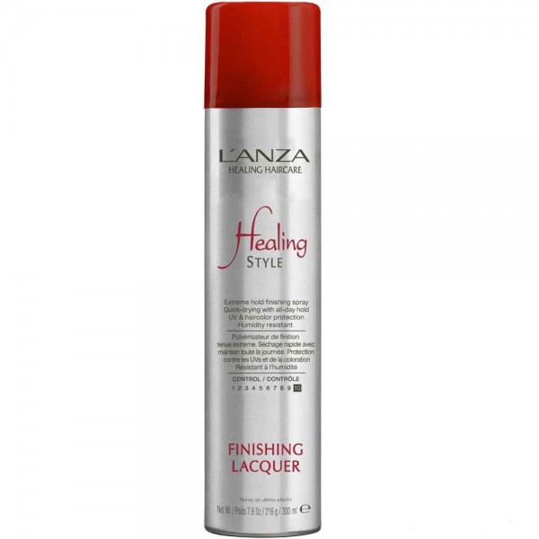 L'anza Healing Style Finishing Laquer 300ml