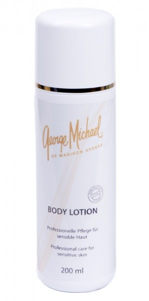George Michael Body Lotion 200ml
