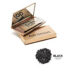 Fab Brows Kit Augenbrauenset Black
