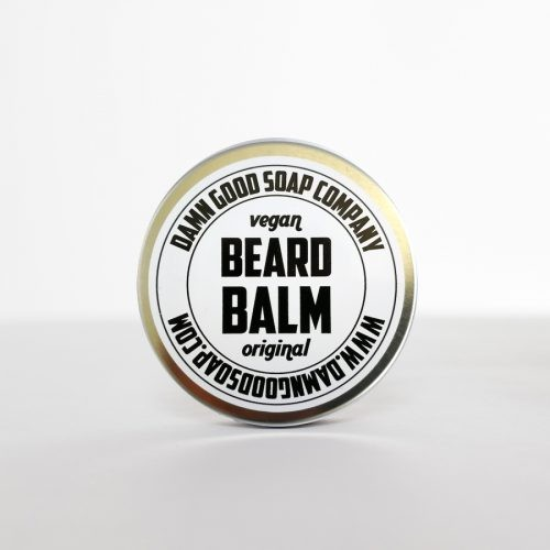 Damn Good Soap Company BEARD BALM Original VEGAN 50ml