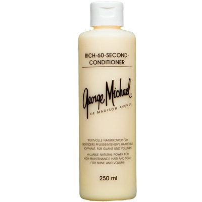 George Michael Rich 60 second Conditioner 250ml