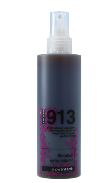 Petritsch 913 FÖNLOTION - EXTRA VOLUME 200ml