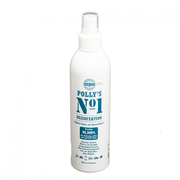 Polly's No1 Desinfektion Hygienespray auf Meersalzbasis 250ml
